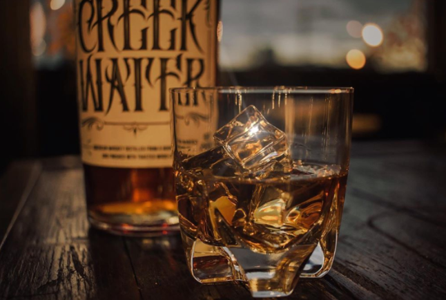 Creek Water Whiskey