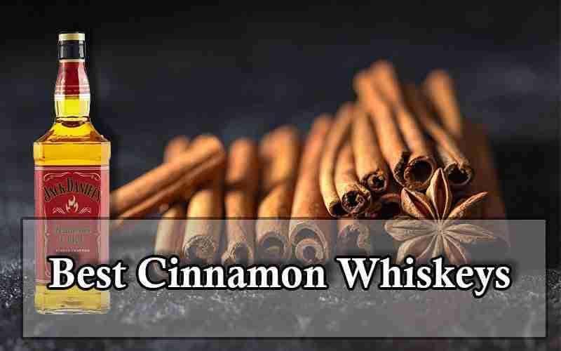 Best Cinnamon Whiskeys