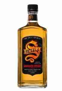 Sinfire Cinnamon Whisky