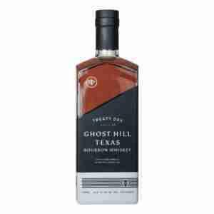 Treaty Oak Ghost Hill Texas Bourbon Whiskey