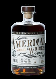 Bluebird Honey Whiskey