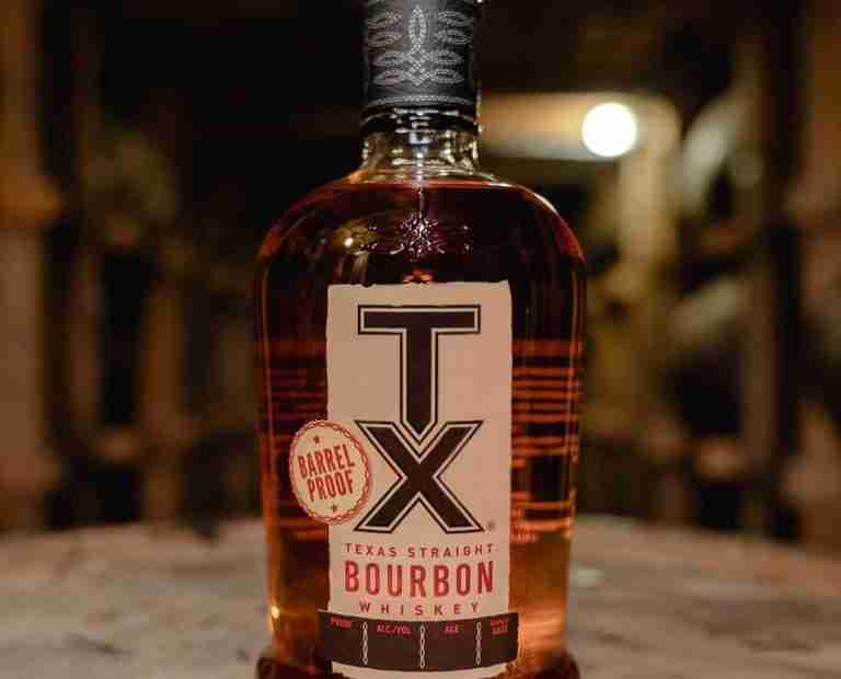 TX Whiskey Review