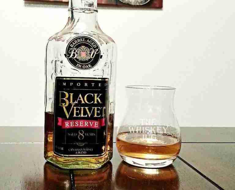 Black Velvet Whiskey Review