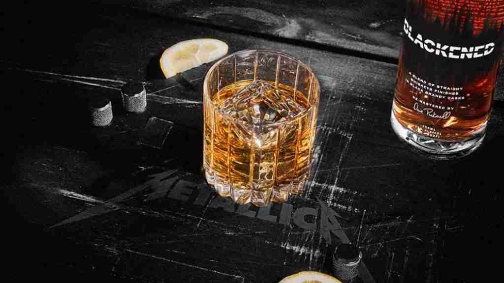 Blackened American Whiskey Cask Strength
